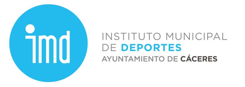 Logo IMD Cáceres