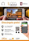 App Cáceres Patrimonio Humanidad