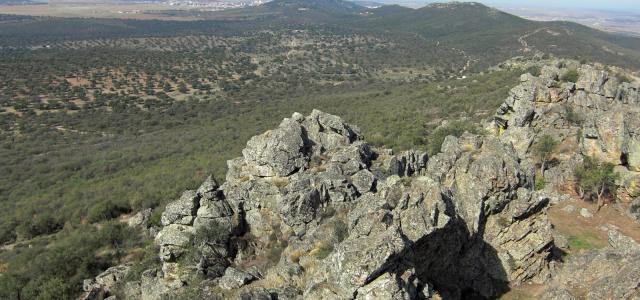 Sierra de Cáceres