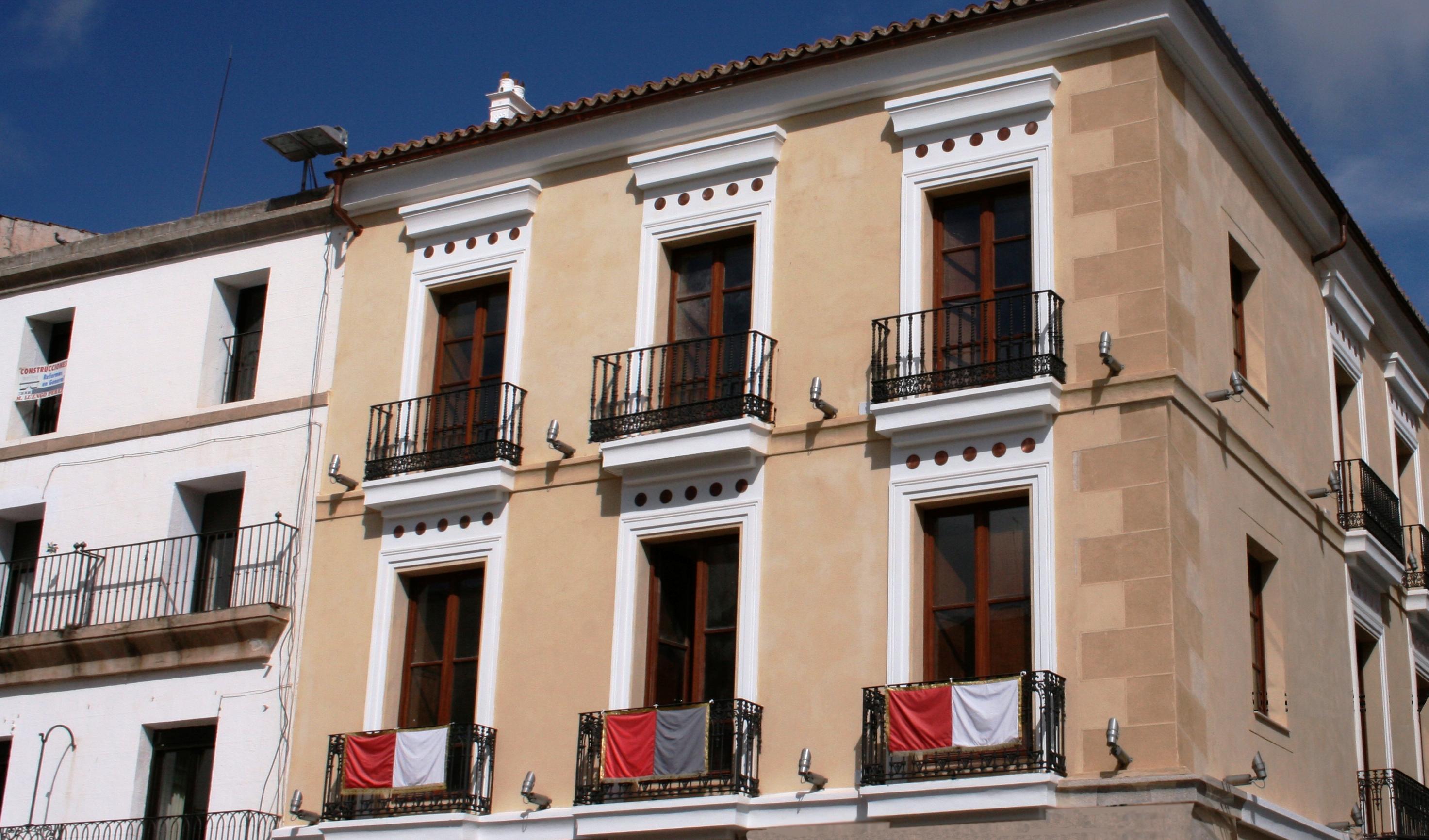Casa don fernando ayuntamiento de c ceres for Casa fernando ciudad jardin