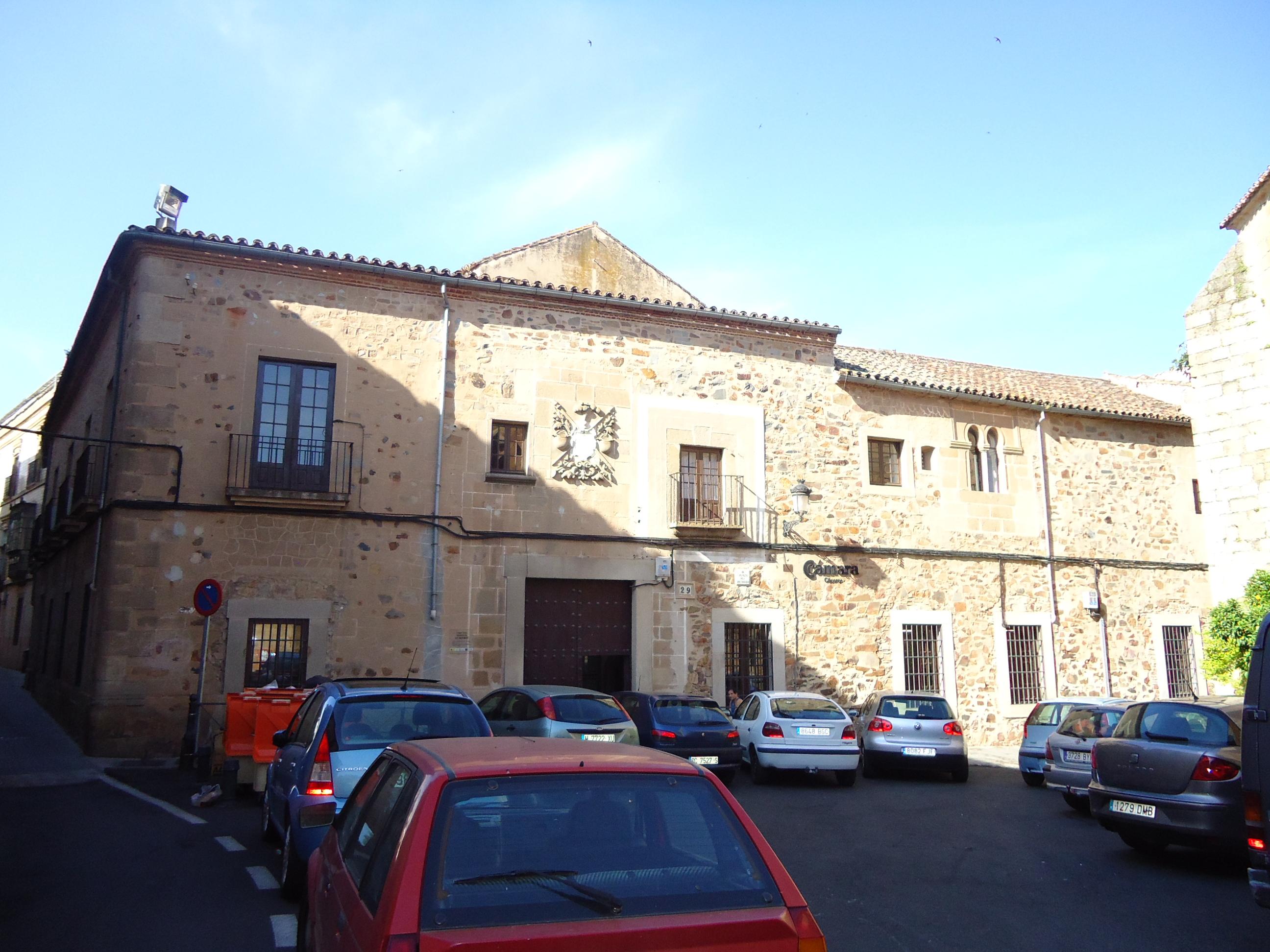 Palais du monroy marqu s de monroy camara de comercio for Chambre de commerce san francisco