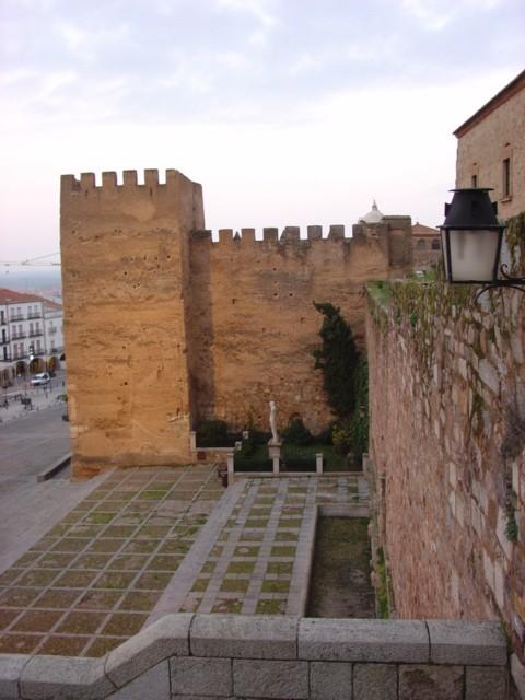 Muralla Oeste