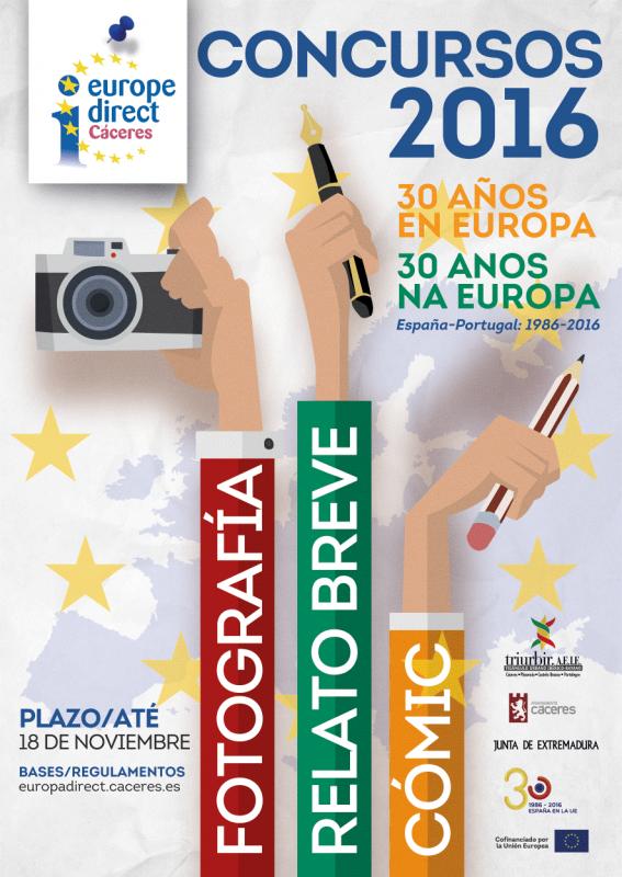 Concursos Europe Direct 2016