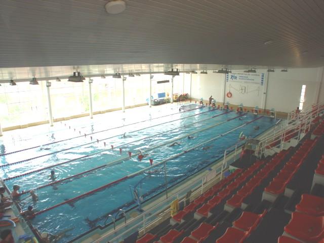piscina climatizada de la ciudad deportiva ayuntamiento