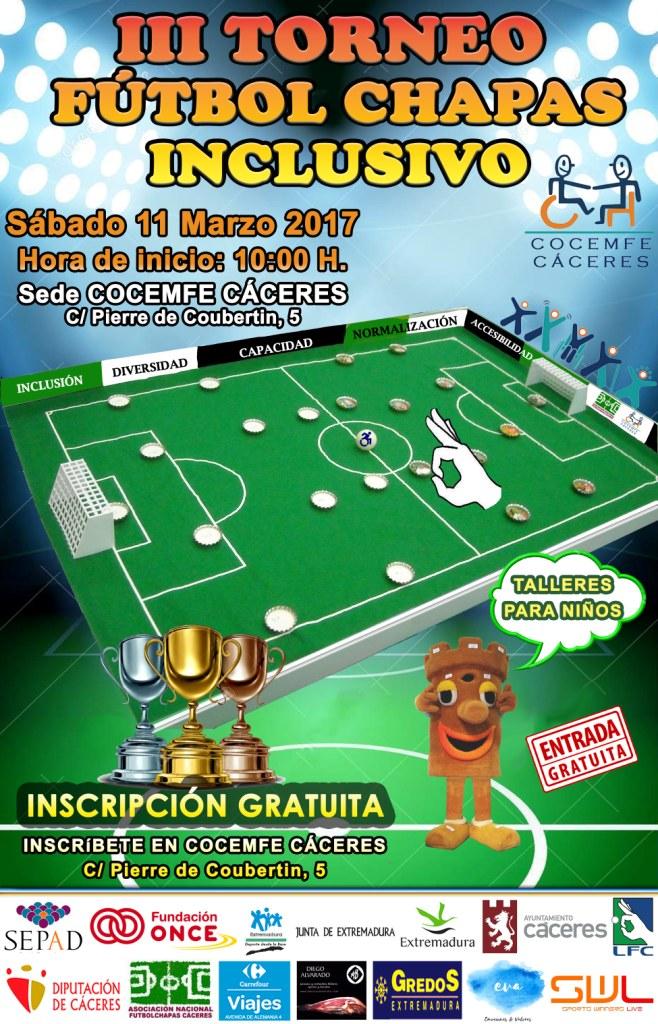 Torneo Futbol Chapa