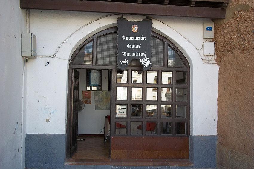 Asociación guías turísticos de Cáceres