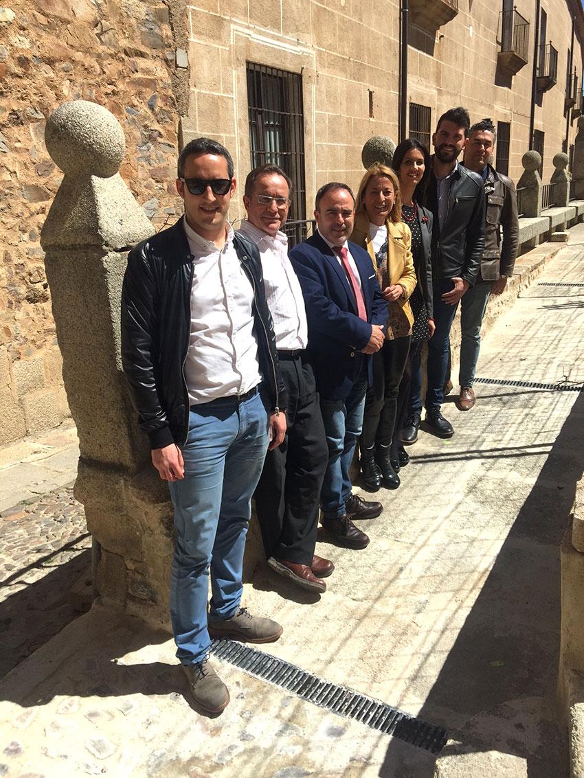 consejo rector del Consorcio Cáceres Ciudad Histórica.