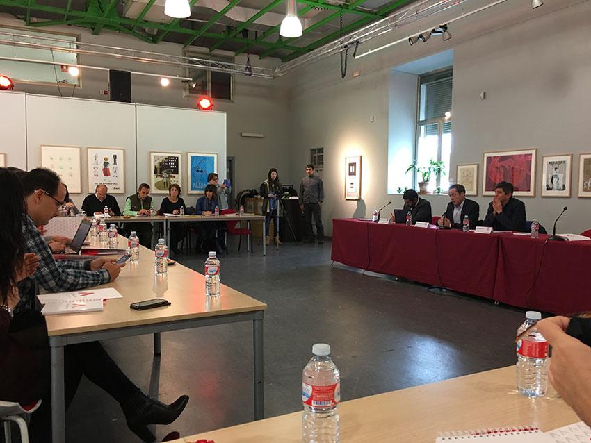 Comité Técnico de la RECI y proyectos Smart Cities