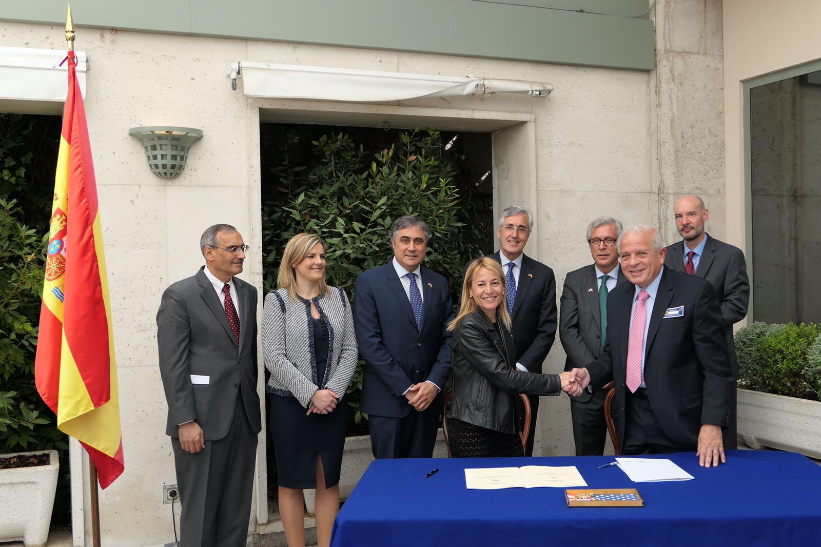 convenio de colaboración centrado en el Turismo y la Cultura