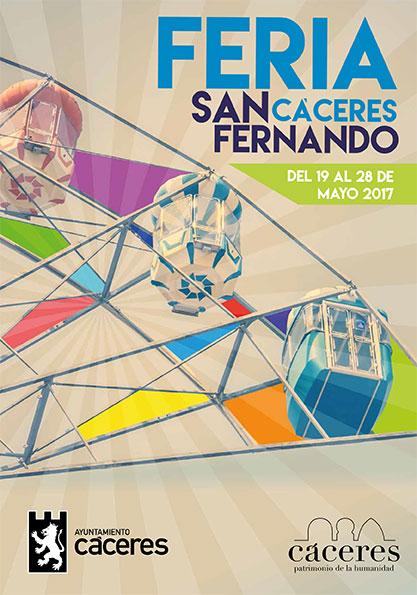 Feria San Fernando Cáceres