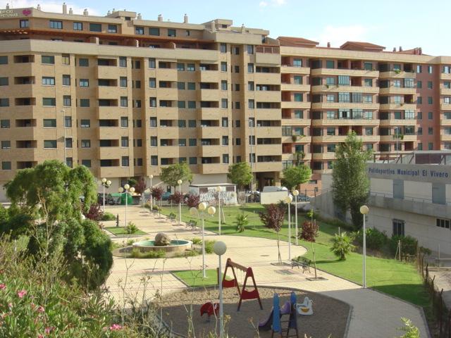 Parque el vivero ayuntamiento de c ceres for Viveros en la plata
