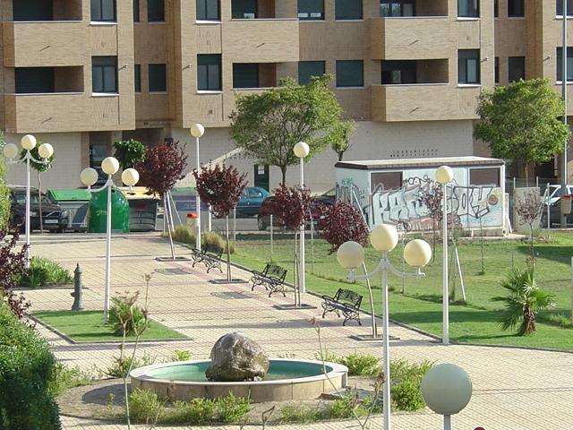 Parque el vivero ayuntamiento de c ceres for Vivero del parque
