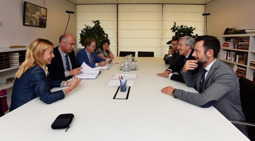 compromiso de cooperación con el Grupo Ciudades Patrimonio de la Humanidad