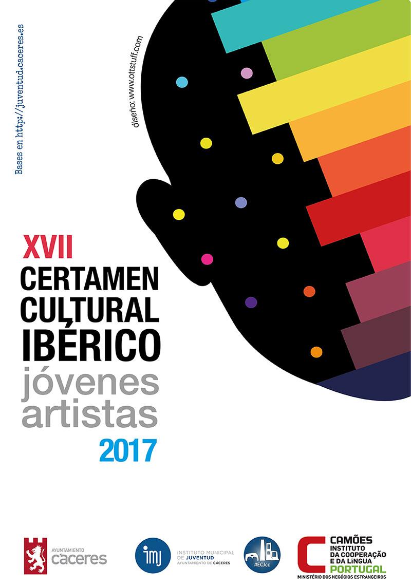 Certamen Cultural Ibérico Jóvenes Artistas 2017