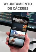 App Ayuntamiento de Cáceres