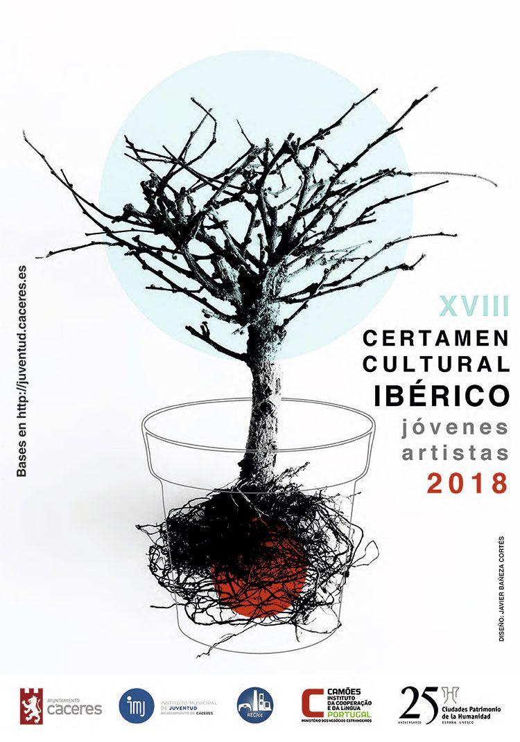 Cartel certamen cultural iberico 2018