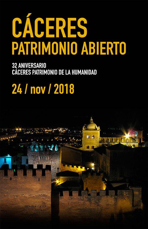 Cáceres Patrimonio abierto
