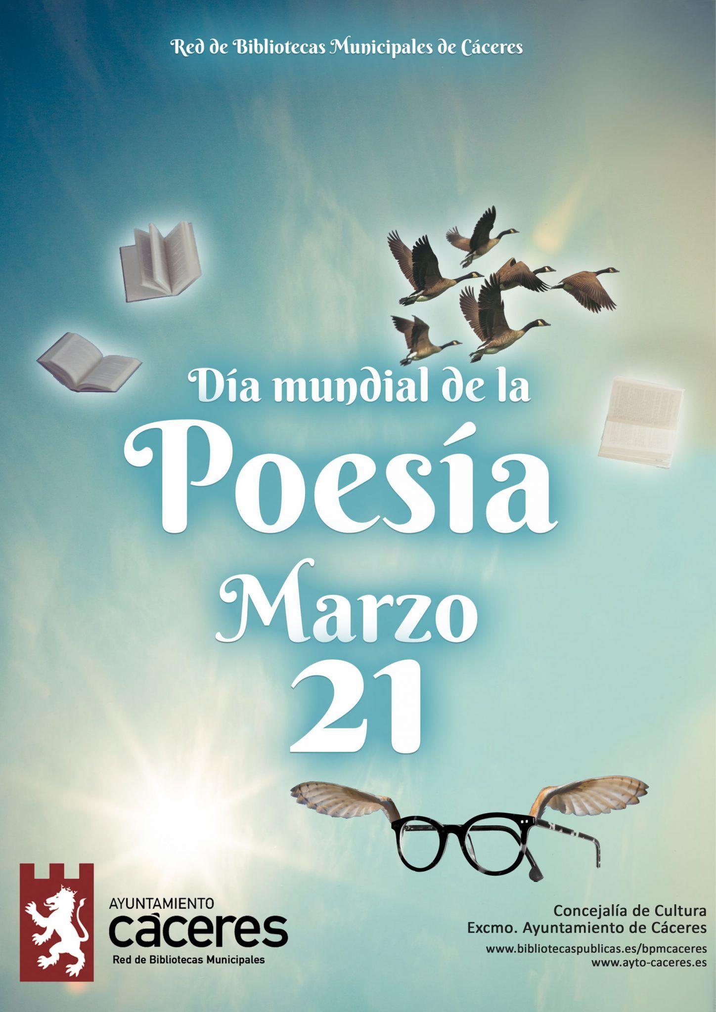 del Día Internacional de la Poesía