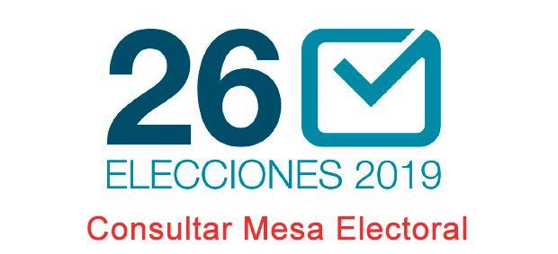 Elecciones 26 mayo