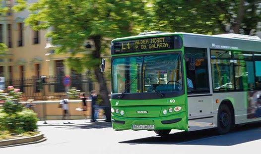 Autobuses Cáceres