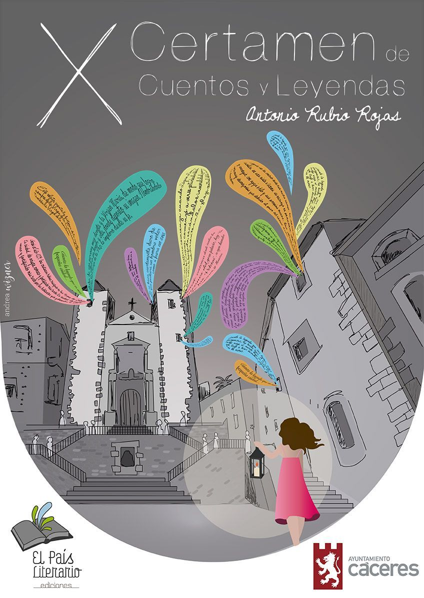 X Edición del Premio Certamen de Cuentos y Leyendas Antonio Rubio Rojas