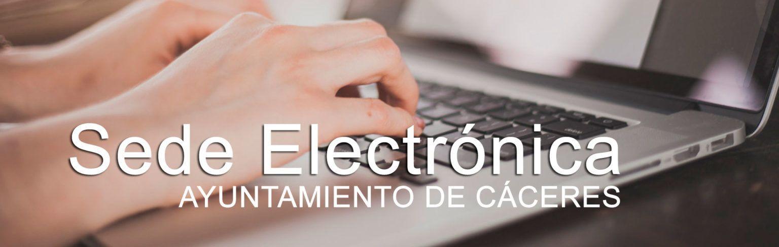 Banner Sede Electrónica