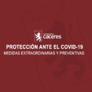Medidas Protección ante el COVID 19