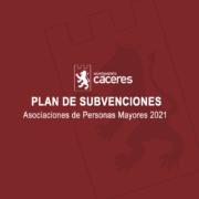 Subvenciones Asociaciones de Personas Mayores 2021
