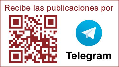 Telegram Ayuntamiento de Cáceres