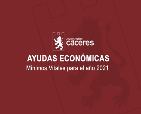 Mínimos Vitales 2021