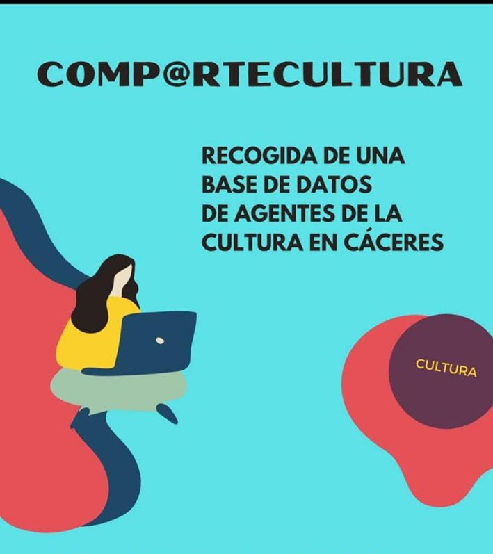 Cartel Base de Datos de Cultura