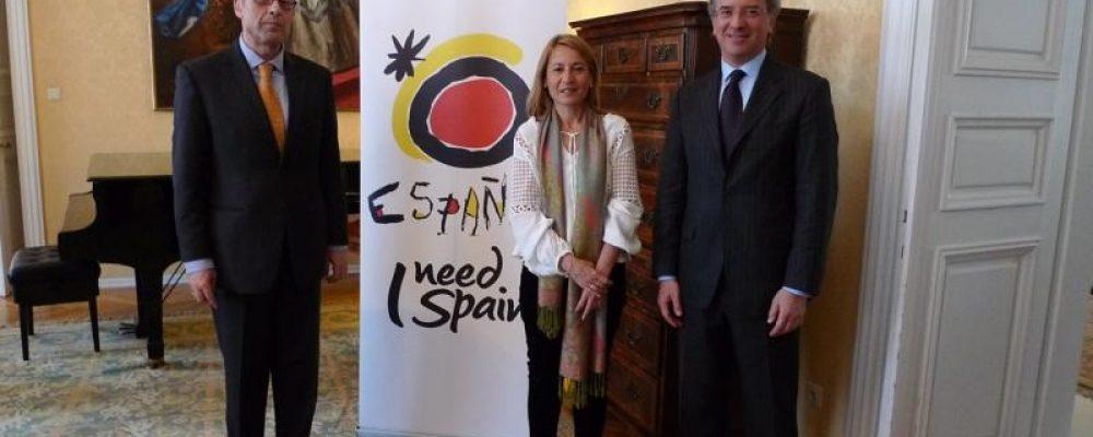 Cáceres se promociona en Austria con el Grupo de Ciudades Patrimonio de la Humanidad