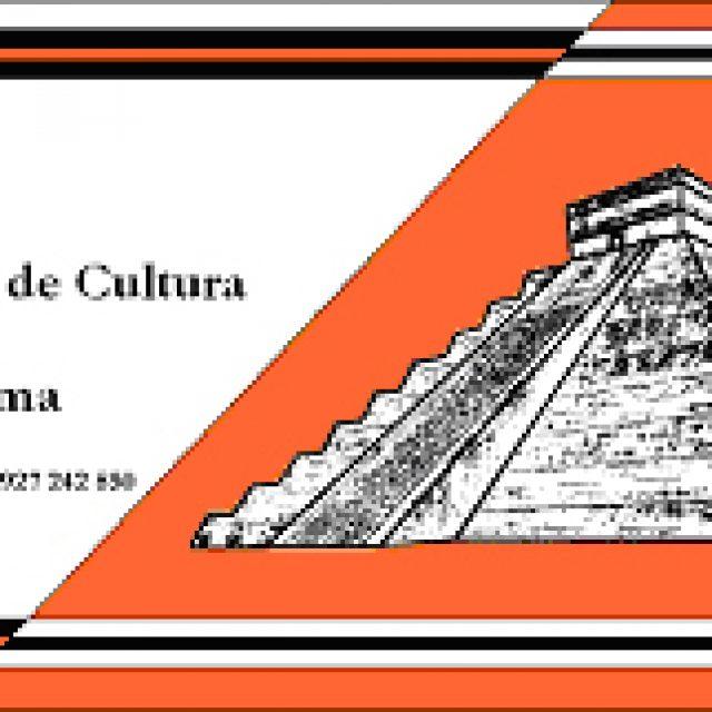"""Casa Municipal de Cultura """"Moctezuma"""""""