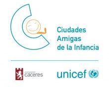 Cáceres, Ciudad amiga de la infancia