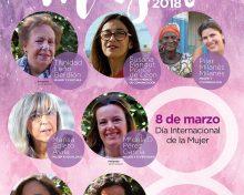 PROGRAMACIÓN ACTIVIDADES 8 DE MARZO DE 2018 DÍA INTERNACIONAL DE LA MUJER