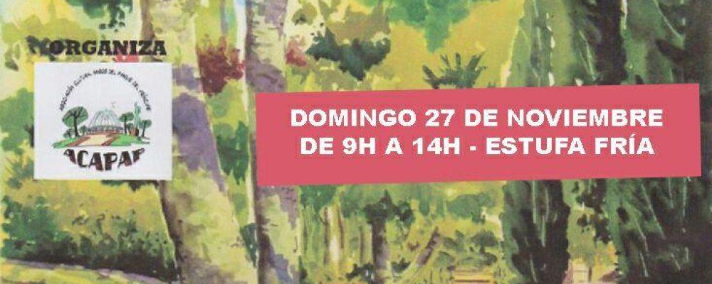 """VII Concurso de pintura aire libre """"PARQUE DEL PRÍNCIPE"""""""