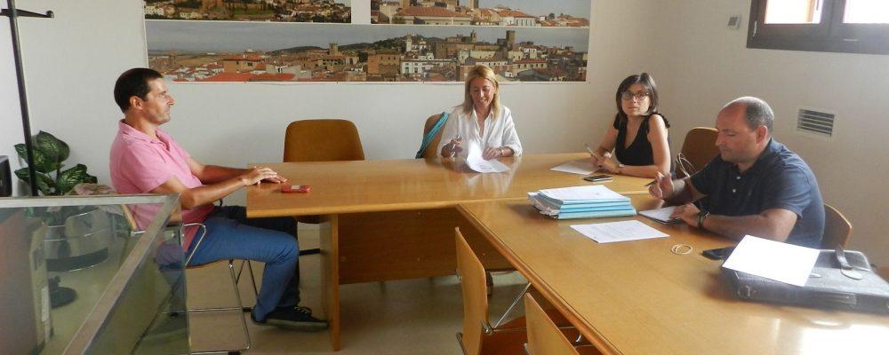 La empresa cacereña RC Obras logra la propuesta de adjudicación para la mejora de accesibilidad del Adarve del Cristo