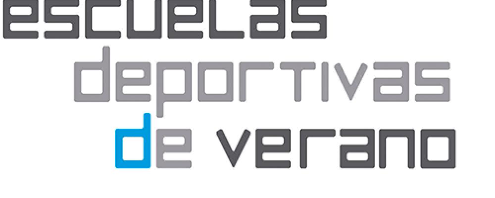 Escuelas Deportivas de Verano 2018