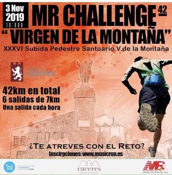 "XXXVI Subida Pedestre ""Santuario Virgen de la Montaña"""