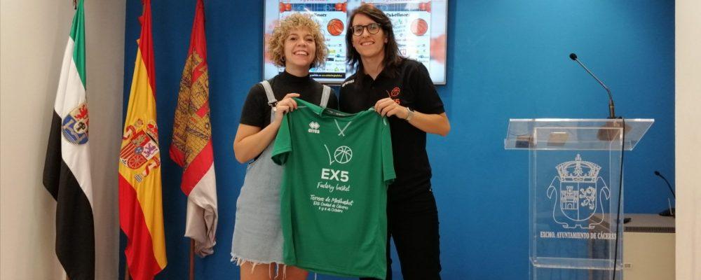Nace eI I Torneo de Minibasket EX5 Ciudad de Cáceres