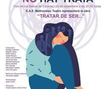 """""""SIN CLIENTES NO HAY TRATA"""" 23 de septiembre Día internacional contra la trata y la explotación sexual de mujeres, niñas y niños."""