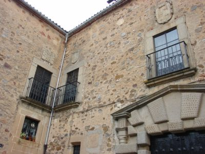 Palacio de los Condes de Adanero