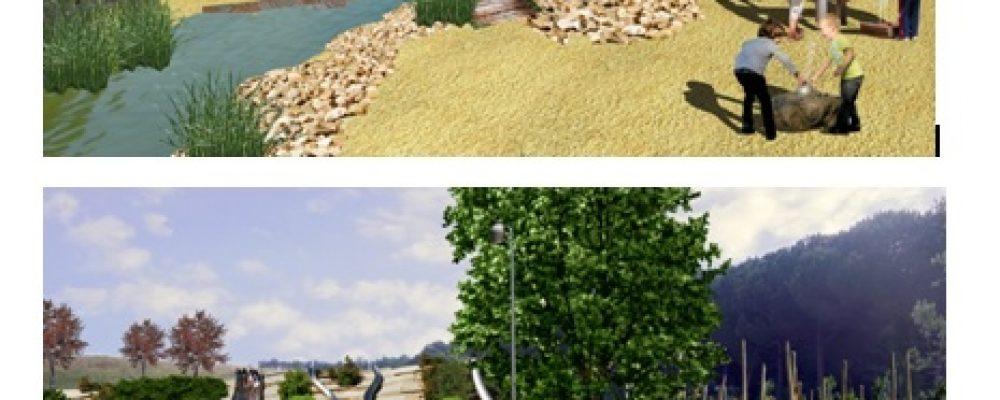 Adjudicadas las obras de ampliación del Parque del Príncipe a una UTE cacereña por 3,9 millones de euros