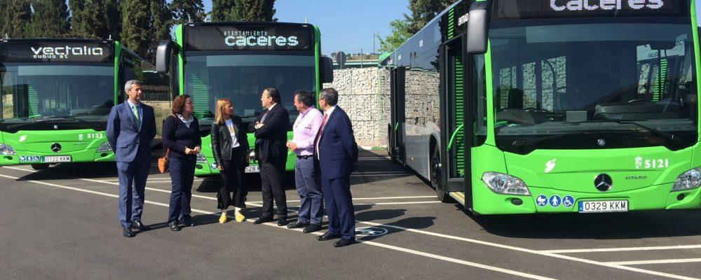 Vía libre a la modificación del contrato de transporte urbano para llevar el autobús al nuevo Hospital