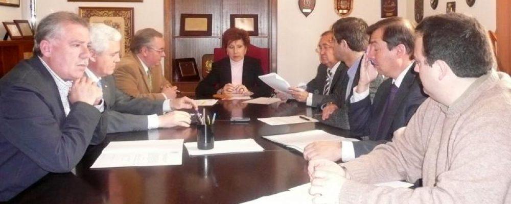 Constituida la Comisión Especial de estudio de los aparcamientos de Cáceres