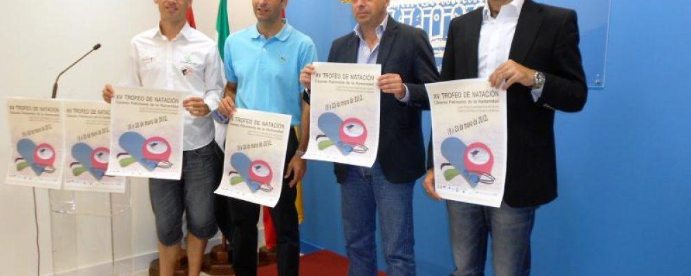 """Casi 300 nadadores se darán cita en el XV Trofeo """"Cáceres Patrimonio de la Humanidad"""" de natación"""