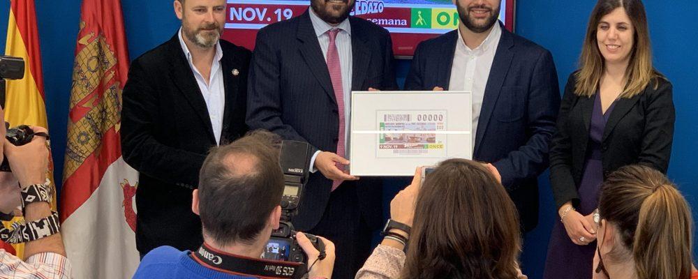 El cupón de la ONCE del 9 de noviembre visibiliza el Mercado de las tres culturas cacereño