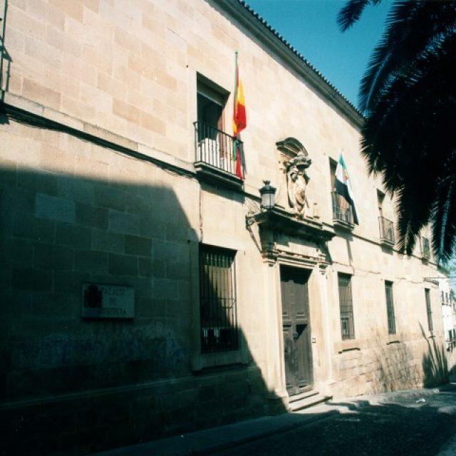 Provincial Courts of Cáceres (Piedad Hospital)