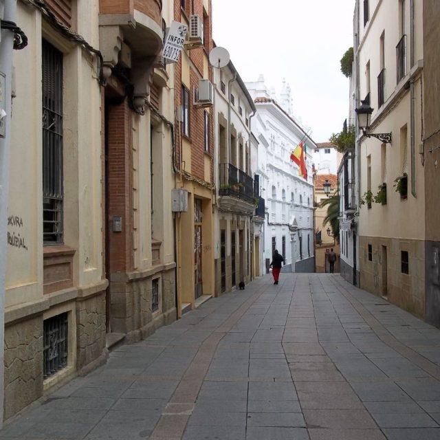 Pizarro Street