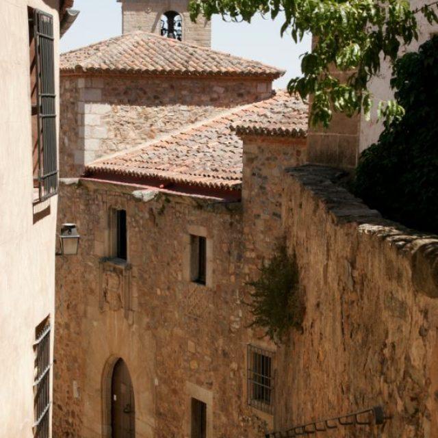 Casa de los Espadero-Pizarro o Casa del Mono (Espadero-Pizarro's house or Monkey's house)
